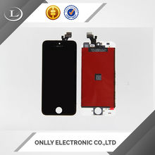 cell phone parts for iphone 5 lcd digitizer complete