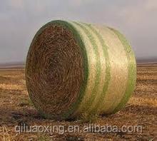 USA standard White/green Hay bale net wrap