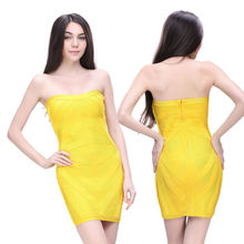china factory made bandage dress for women dress makers