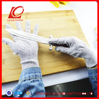 cut resistant glove Worker hand gloves manufacture good
