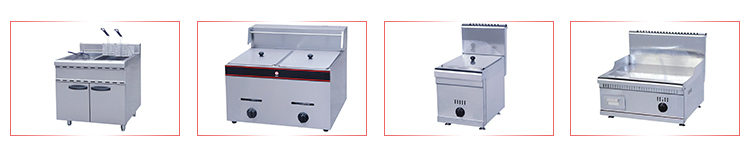 ET-FE-4L2_4 | Guangzhou Eton Electromechanical | Popcorn Machine | Hot Dog Roller | Fryer | Soya Milk Machine | Cotton Candy Machine | Snack Equipment | Panini Grill | Griddle | Deep Fryer | Warming Showcase | Ice Blender | Chocolate Fountain | Roaster