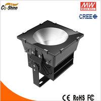 alibaba express 5 years warranty Meanwell led driver IP65 AC85-265v 500 watt led flood light housing