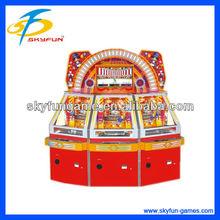 Feliz máquina Circus juego recreación