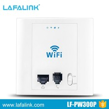 High quality 300Mbps Wireless Access point With Phone Line Port