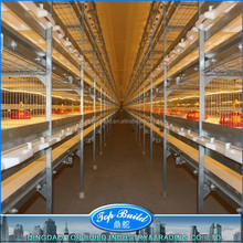 open side Top Build poultry house type and chicken use poultry farming shed