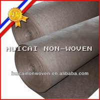 coffee color polyester needle punched non woven felt for auto interior decoration