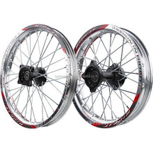Motorcycle wheels, wheel rim, wheel hub, wheel spokes , set sale
