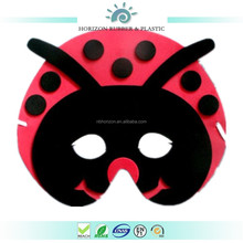 OEM Design Different Color Beautiful eva foam party mask/party mask/promotion gift
