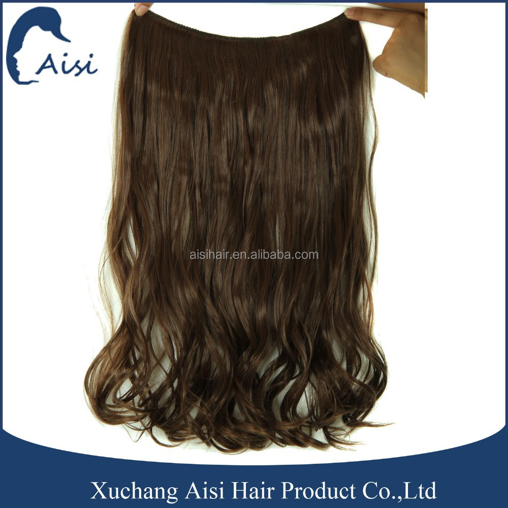 Cheap Medium Brown Hair Extensions 108