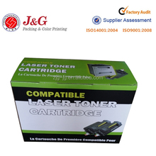 Color printed cardboard boxes packaging,cardboard storage box with Glossy lamination