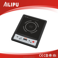Portable Push Button kitchen hot electric induction cooker with CE,CB