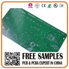 fr4 1.6mm pcb with double sided rigid pcb factory price