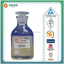 Oil Field Chemical Acidification Additive Bactericide Germicide Biocide