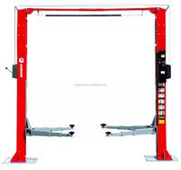 QJ-Y-2-40A manual one side release hydraulic car lift