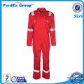 Uniformes macacão de segurança barato workwear / macacão de trabalho
