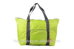 COOU Wholesale Portable Folding Nylon Tote Bag