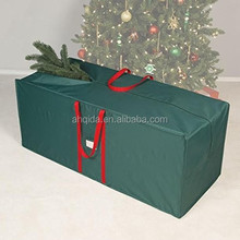 disposable christmas tree bag