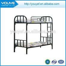 2015 venta caliente baratos cama litera de metal