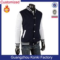 Custom Design Varsity Jacket For Men