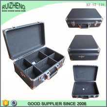 Professional carrying hard plastic tool box packaging case