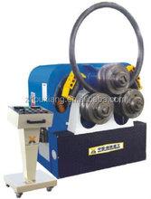 JW75S Profile tube 3 roller plate bending machine