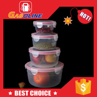 Luxurious personalized square thermo food container