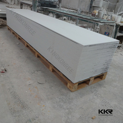 bending easy solid surface sheet,artificial marble for table top,acrylic solid surface