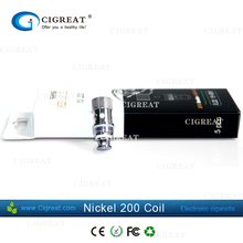 Newest arrival 0.2ohm Sense Ni200 occ coil head