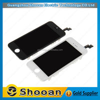 well tested 100% cell phone lcd screen for iphone 5s,cell phone repair for iphone 5s lcd part