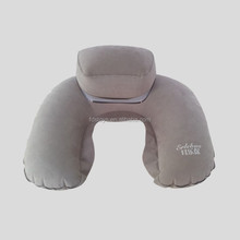 Travel inflatable pillow