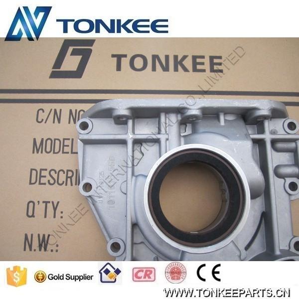 Volvo 240 Camshaft Oil Leak: DEUTZ Engine Oil Pump D7D For VOLVO EC240B EC290B, View