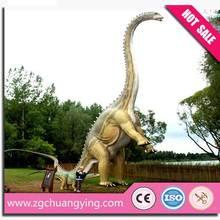 Parque de Atracciones estatuas de fibra de vidrio de los animales