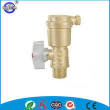 Cw617n Brass Quick Release Manual Solar Radiator Automatic Air Vent Valve