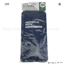 factory directly saling hot and cold gel cold compress pack for pain relief