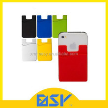 Colorful 3d silicone phone sticker