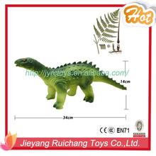 Dinosaure en plastique combinaison boîte cadeau adultes jouets de dinosaures