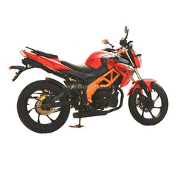 Cheap Wholesale 4 Stroke 175cc Gas Powered Motorcycles Haoju