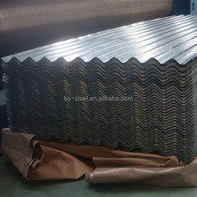 Corrugated gi galvanized steel sheet/zinc coated roofing metal/prepainted steel sheet