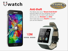 Chinese Products Wholesale waterproof and bluetooth smartwatch