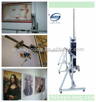 Super quality classical 1.8m inkjet printer for wall inkjet printer/inkjet printer for wall mural