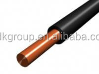 single core cable 1.5mm copper wires conductor conductor resistance less than 13.6