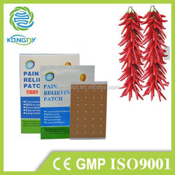 Best Quality wholesale Price transdermal plaster pain relieving patch