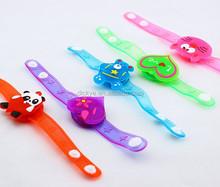 Super bright led bracelets,OEM Custom Silicone Rubber LED Bracelets
