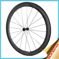 Hot selling!! YISHUNBIKE 2015 carbon wheel road ceramic bearings hubs super lighwheels cycling SLR550C