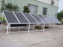 1KW 5KW 10KW PV System off gird 20kw solar panel system/water cooled solar panels 5KW/10kw home solar power system