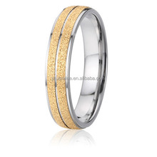 jewelry rings factory wholesale cheap mens shiny emery finish surgical stainless steel fashion jewelry rings