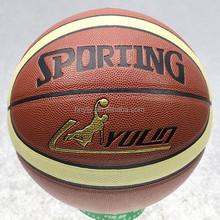 pu material basketball size 7#, 6#, 5# standard basketball