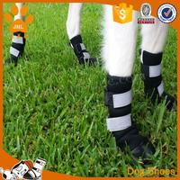 4 pcs/set fashion pet products waterproof durable dog shoes