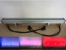 36pcs*1W rgb LED wash light bar