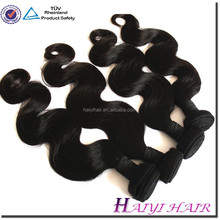 Factory Outlet Large Stock Human Virgin Human Hair Pony Tails